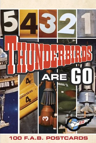 Thunderbirds: 100 F.A.B. Postcards (Classic Comics Postcard Collection)