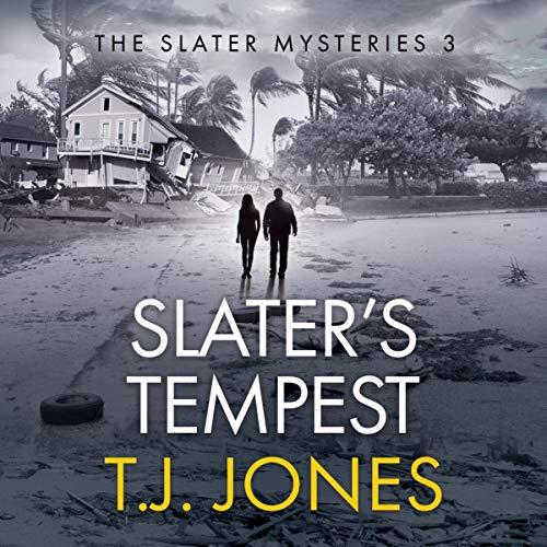 Slater's Tempest Audiobook By T.J. Jones cover art