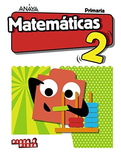 Matemáticas 2. Pieza a Pieza