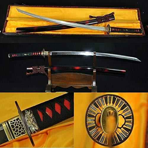 GUREN Sword Japanese Samurai Sword SAKABATO...