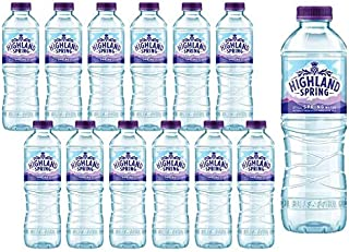Highland Spring Water Still PET - 500 ml (Pack of 12)