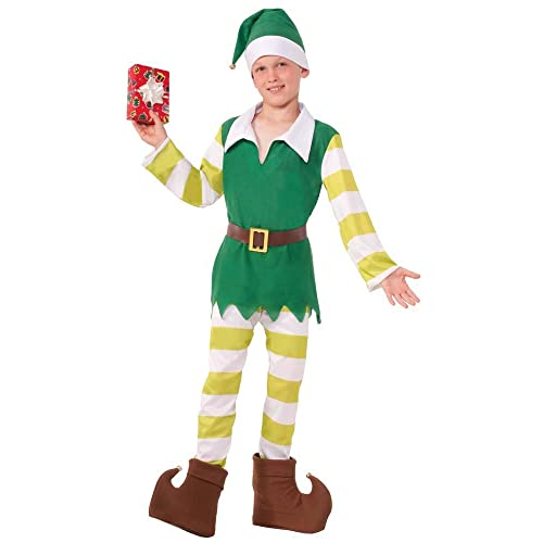 Forum Novelties Jingles the Elf Costume, Medium