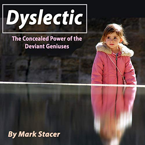 Dyslectic audiobook cover art
