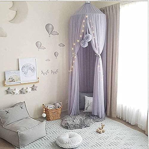 Bett Moskitonetz Prinzessin rosa Frau Bett Baldachin Baby Insektenschutz Bett Netz Einzelbett zu Kingsize-Bett Hängematte Kinderbett einfach zu installieren
