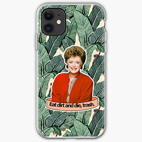 Betty Girls Rue Arthur Devereaux White Blanche The Sophia 80S Bea Mcclanahan Golden Petrillo - Unique Design Snap Phone Case Cover for iPhone 11