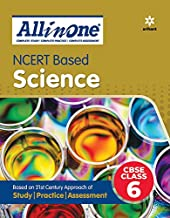 CBSE All In One NCERT Based Science Class 6 2020-21