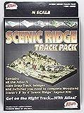 N Code 80 Scenic Ridge Track Pack Atlas Trains