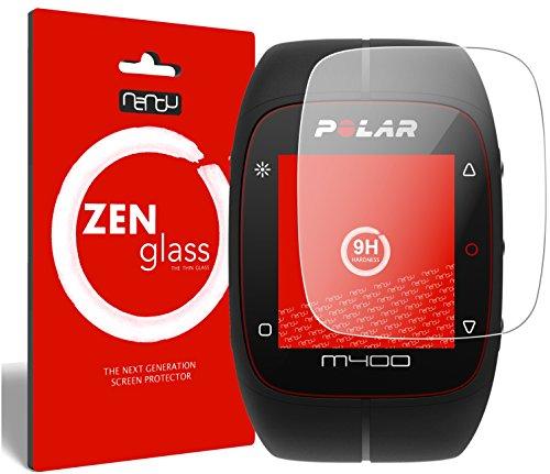 nandu I ZenGlass Protector de Vidrio Flexible Compatible con