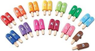 Learning Resources Smart Snacks Alpha Pops, Alphabet Matching & Fine Motor Skills..