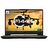 "ASUS TUF FA506 144Hz Full HD 15.6"" Gaming Laptop (AMD Ryzen 7-4800H, Nvidia GeForce RTX 2060 Graphics, 8GB RAM, 256GB PCIe SSD, Windows 10), Black"