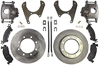 Ruffstuff Sterling Axle Disc Brake Kit (Without Steel Braided)