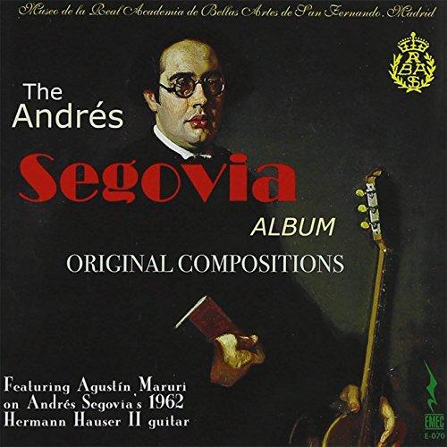Andrés Segovia Album