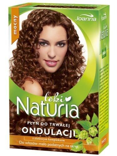 Naturia permanentées Stark Set avec extraits d'herbes 150 ml
