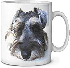 11 Ounces Coffee Mug, Schnauzer Dog Coffee Mug Birthday Gift Ideafiller Gift Idea