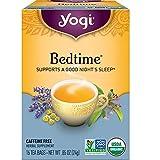 Yogi Tea - Bedtime (6 Pack) - Supports a Good Night's Sleep - 96 Tea...