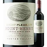 マウント・プレザント・マウント・ヘンリー・シラーズ‐ピノ・ノワール マクウィリアムズ・ワイン・グループ 2017年 オーストラリア ハンターバレー 赤ワイン フルボディ 750ml