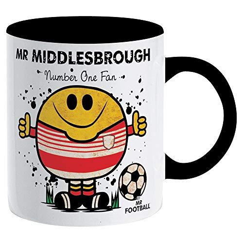 Middlesbrough mug - football fan gift present Boro