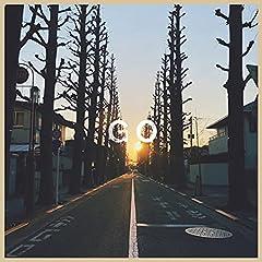 大塚愛「GO」のCDジャケット