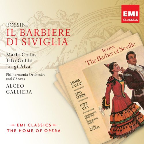 Il Barbiere Di Siviglia (2007 Digital Remaster), Act One, Scene One: Ehi, Fiorelli?...Mio Signore (Conte/Fiorello/Coro)