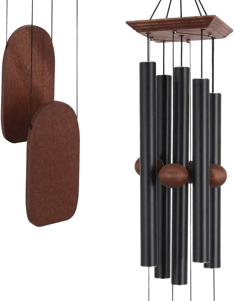 Wind Long Beach Mall Chimes Outdoor Large Deep Excellent for Memorial Tone 36