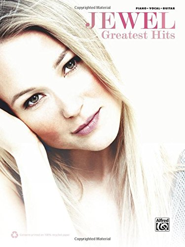 Jewel Greatest Hits: Piano / Vocal / Guitar