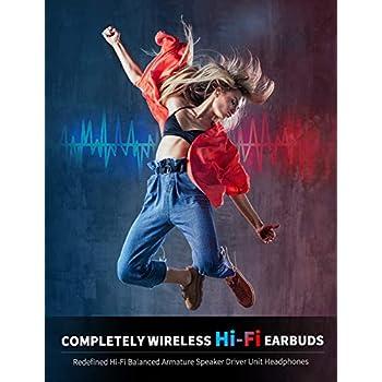 Cheap Wireless Wireless Earbuds, Aimus Bluetooth Earphones