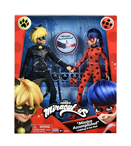 Miraculous: Tales of Ladybug and Cat Noir 50365 Puppen & Zubehör