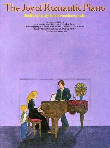 Joy Of Romantic Piano Book 1: Noten für Klavier (The Joy Books)