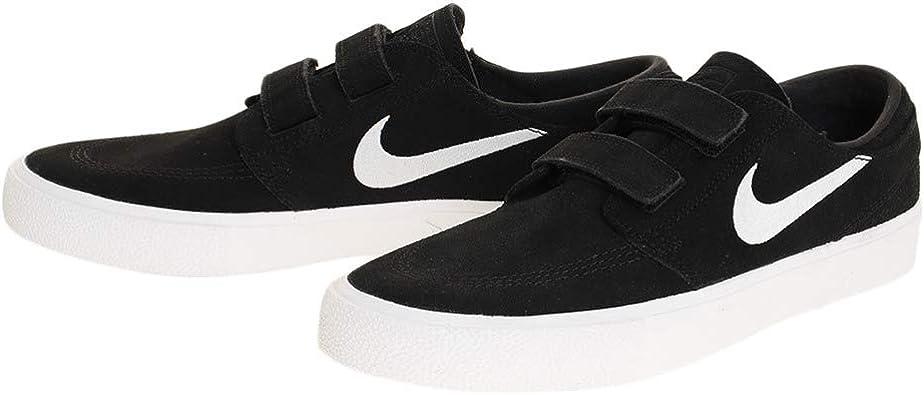 Nike SB Zoom Stefan Janoski AC RM Mens Skate Shoes (8, Black/White-Black)