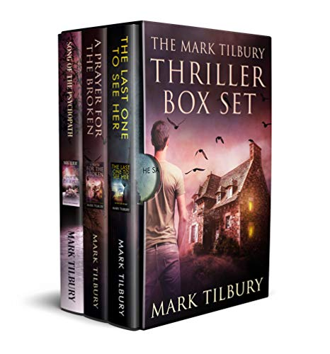 The Mark Tilbury Thriller Box Set by [Mark Tilbury]