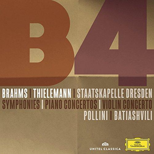 Brahms: Symphonies  /Piano Concertos / Violin Concerto