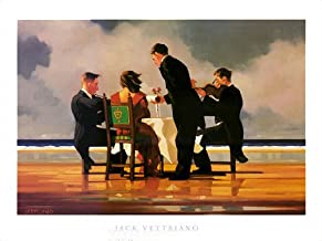 Elegy For A Dead Admiral art print by Jack Vettriano, 60cm x 80cm