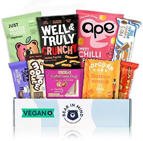 Vegan Hamper - Vegan Sweets Hamper - Vegan Gifts for Women & Men