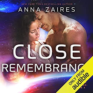 Close Remembrance audiobook cover art