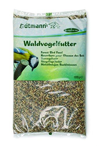 Erdtmanns Waldvogelfutter 1 kg x 15, 1er Pack (1 x 15 kg)