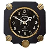 Pendulux, Wall Clock - Altimeter (Black)