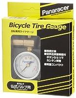 パナレーサー(Panaracer) 用品 指針式 タイヤゲージ 仏式バルブ専用 BTG-F