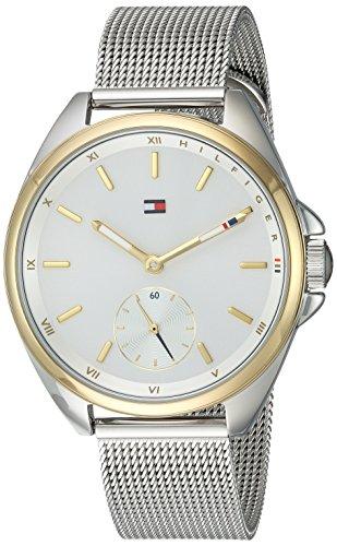 Tommy Hilfiger Damen analog Quarz Uhr 1781759