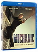 The Mechanic [Blu-ray] [Blu-ray] (2011)