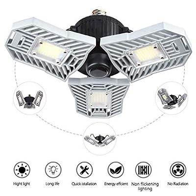 LED Garage Overhead Ceiling Lights