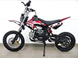 RV-Parts KXD Dirt Bike 125ccm Vollcross Pocket Bike