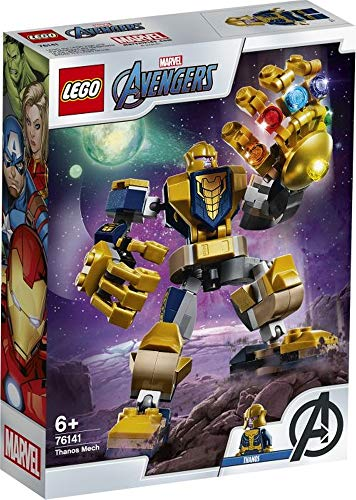 wow Lego® Marvel Super Heroes Avengers Thanos-Mech