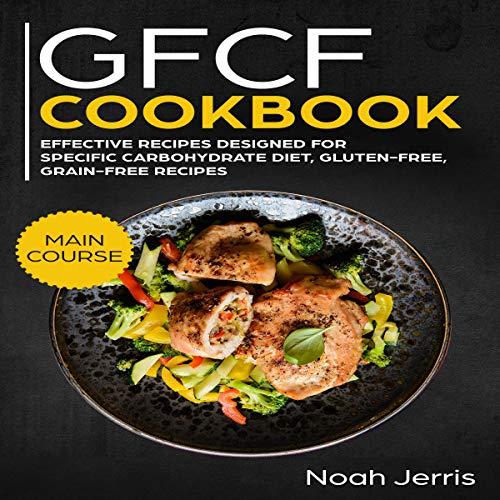 GFCF Cookbook audiobook cover art