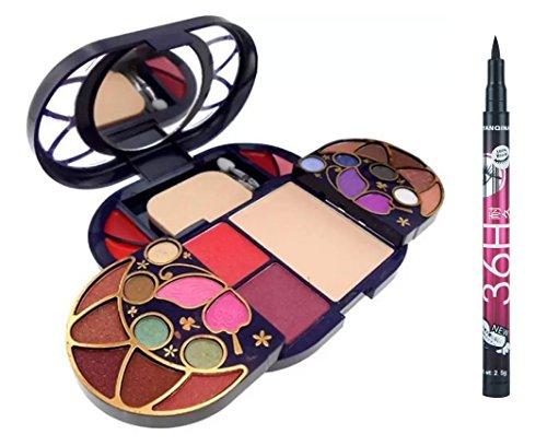 ADS 8088 Makeup Kit with Sketch Pen Waterproof Eyeliner