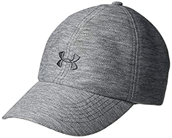 Under Armour Women s Heathered Play Up Cap  Jet Gray  010 /Jet Gray  One Size Fits All