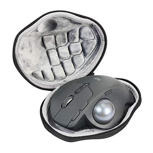 Linghuang Hard Eva Reise Tasche für Logitech MX Ergo Advanced Wireless Trackball Maus
