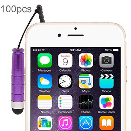 Mobile Phone Bags Mini Universal Capacitive Stylus Pen, For iPhone 5 & 5S & 5C / 4 & 4S, iPad 4 / iPad mini / mini 2 Retina / New iPad (iPad 3) / iPad 2, iPad and All Capacitive Touch Screen Case Bags
