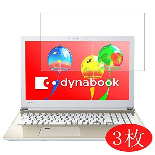VacFun 3 Piezas HD Claro Protector de Pantalla Compatible con Toshiba dynabook AZ65 / GGSD PAZ65GG-BNK 15.6