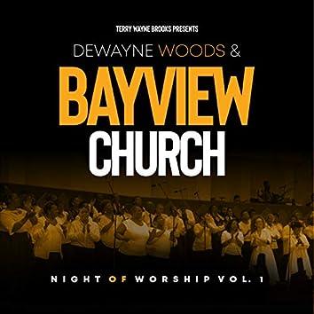 """""""Night of Worship Vol. 1"""""""