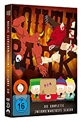 South Park - Die komplette 22. Season [DVD]